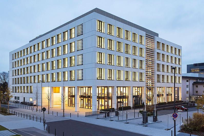 CECAD Research Center in Cologne